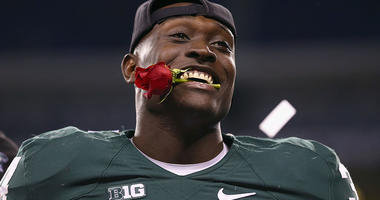 Former Michigan State LB Taiwan Jones Is Trying Out For The WWE