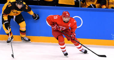 Datsyuk Announces Departure From KHL Team -- Reunion With Red Wings Possible?