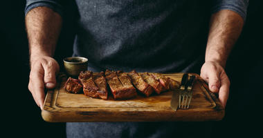 Mike Valenti's recipe for ribs