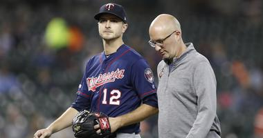 Twins Beat Tigers, But Odorizzi Pulled With Tight Hamstring