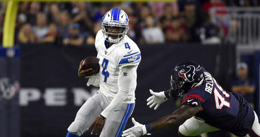 Watson Throws TD Pass To Help Texans Over Lions 30-23