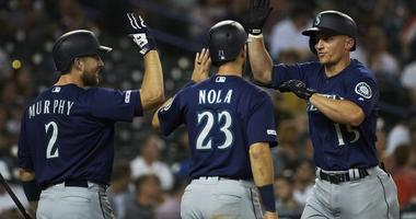 OOPS: Tigers' Goodrum Helps Mariners' Seager To 3rd Homer Of Night [VIDEO]