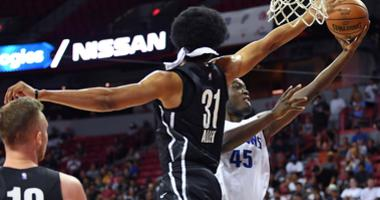 Pistons Fall To Nets In Summer League Playoff Game