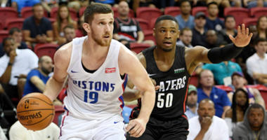 Jazz, Pistons Win As NBA Summer League Action Resumes