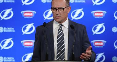Report: Steve Yzerman Interested In New York Rangers Job As President