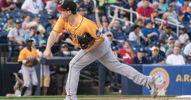 Franklin Perez Back In Action Tuesday Night -- Day After Return Of Beau Burrows