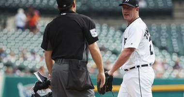 Confrontation With Umpire Leaves Zimmermann Puzzled In Loss To White Sox