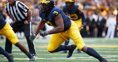 Rashan Gary Reportedly Flagged For Torn Labrum Heading Into NFL Draft