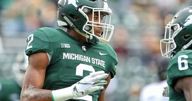 MSU's Layne Says He Can't Wait To Compete With UM's Bush In Pittsburgh