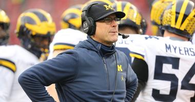 Harbaugh Touts 'Special Team' This Season For Michigan