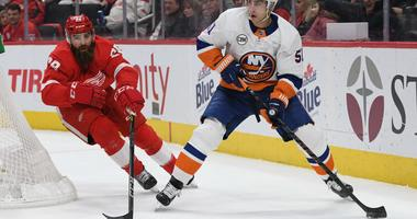 Filppula Calls It 'Easy Decision To Come Back' To Red Wings