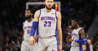 Pistons Sticking With 'Our Big Three' Of Griffin, Drummond, Jackson