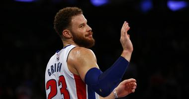 "Blake Griffin Says He Was Pitied After Trade To Pistons: ""Ohh, Sorry, Man. How's Detroit?"""