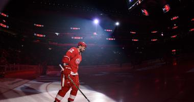 Red Wings Reportedly Waive D Jonathan Ericsson