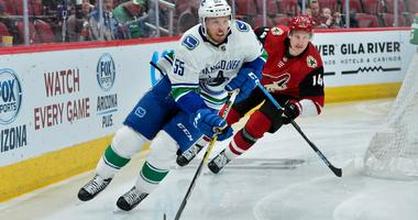 Red Wings Acquire Defenseman Alex Biega In Trade With Canucks