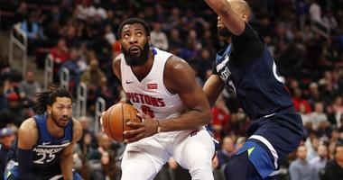 Pistons 'Really Like' Drummond -- But Extension No Sure Thing