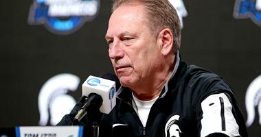 Izzo Reportedly Hit With NCAA Violation For Hosting HS Alma Mater At Breslin Center
