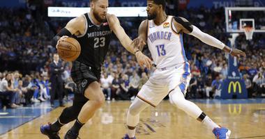 Blake Griffin Earns Third Team All-NBA Honors