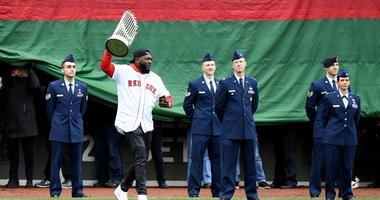 David Ortiz, Boston Red Sox, Shot