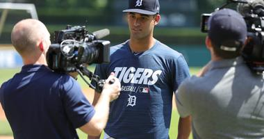 Fueled By Critics, Riley Greene 'Confident' He Can Play Center Field At Comerica Park
