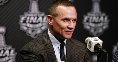 Barry Melrose Expects 'Quick' Turnaround For Red Wings Under Yzerman