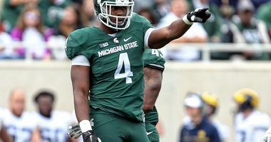 Former MSU Star Malik McDowell Charged With Assaulting Police Officer, Concealing Stolen Vehicle