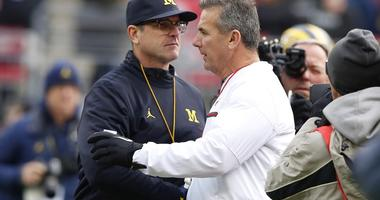 Harbaugh Takes Dig At Urban Meyer For Controversy-Filled Past