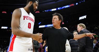 Gores Says Keeping Drummond Long Term A 'Top Priority' For Pistons