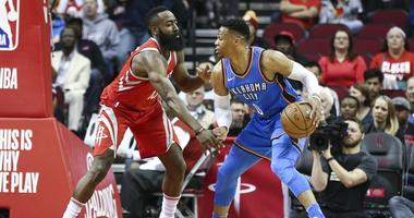 Report: Thunder Trading Westbrook To Rockets In Exchange For Chris Paul, Picks