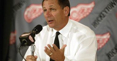 Reports: Ken Holland To Become Edmonton Oilers GM