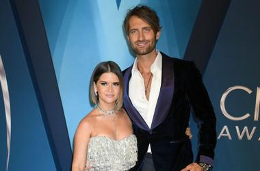 Maren Morris Marries Ryan Hurd