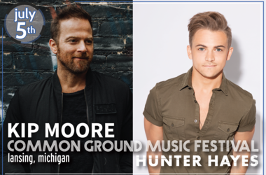 Common Ground - Kip Moore, Hunter Hayes
