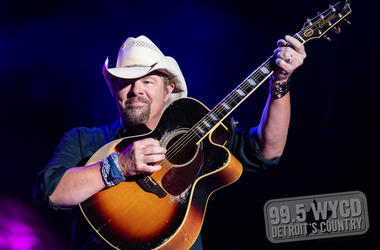 Toby Keith, Faster Horses
