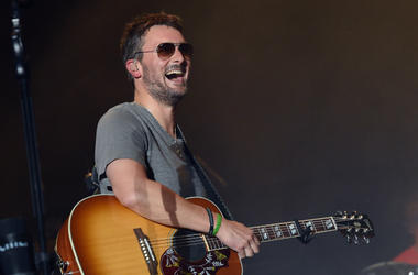Eric Church performs during Pepsi's Rock The South Festival in 2018