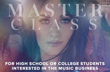 Master Class w/Kacey Musgraves