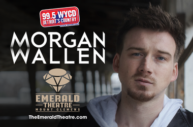 Morgan Wallen @ The Emerald Theatre 09.06.18