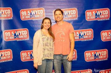 Walker Hayes @ 99.5 WYCD's 2019 Ten Man Jam