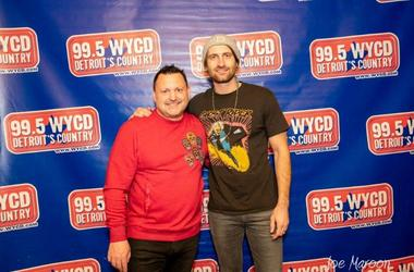 Ryan Hurd @ 99.5 WYCD's 2019 Ten Man Jam