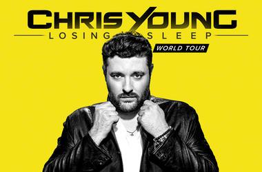 Chris Young Losing Sleep World Tour