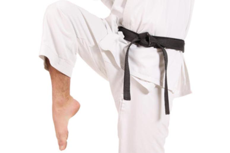 Police: Man Strikes 'Karate Kid' Pose Before Stealing Purse