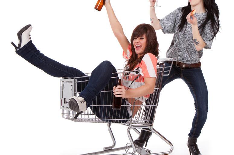 Drunk Shopping