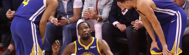 Why Kevin Durant's Achilles Potentially Alters NBA Free Agency Landscape