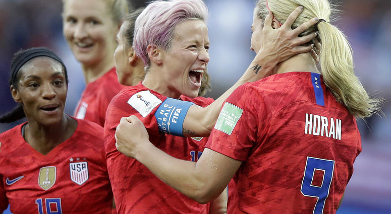 US catches heat for World Cup goal celebrations | ESPN Upstate