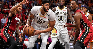 Why the Lakers Are the Anthony Davis Front-Runners After the NBA Draft Lottery