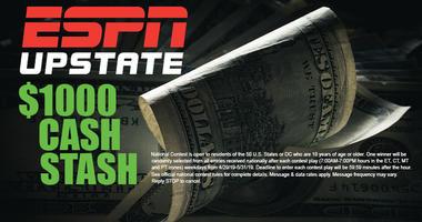 The $1000 Cash Stash Starting Monday!