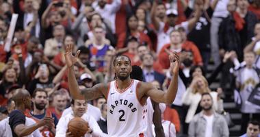 Leonard, Raptors hope to shake off fatigue for Game 4