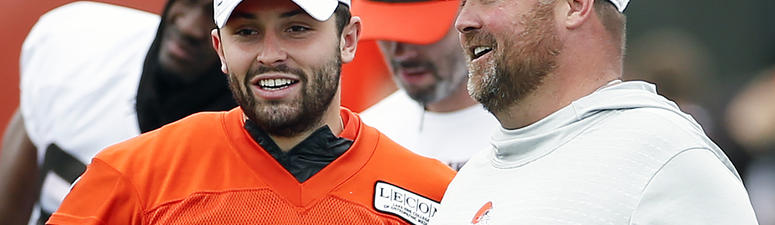 He said, he said: Browns stars Mayfield, OBJ rip NY Giants
