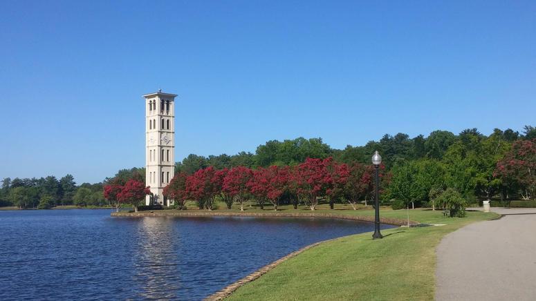 Furman Bell Tower