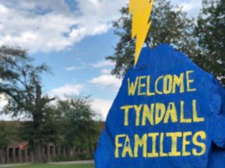 Shaw AFB helping Tyndall AFB families   106 3 WORD