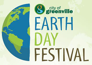 City of Greenville Earth Day festival